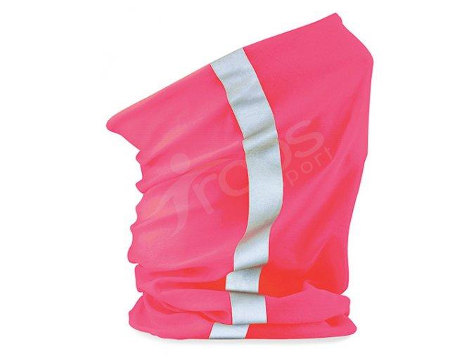 Multifunkční šátek Morf reflexní FRRE