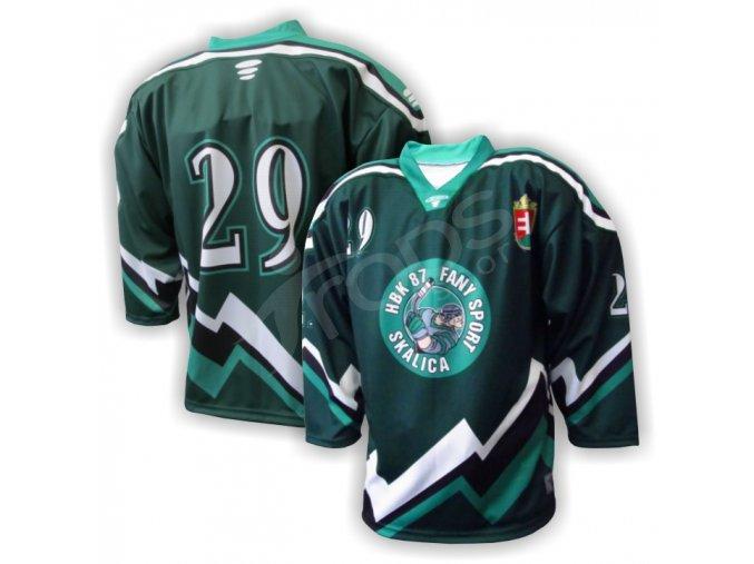 Hokejový dres TAMPA - VLASTNÍ JMÉNO a ČÍSLO