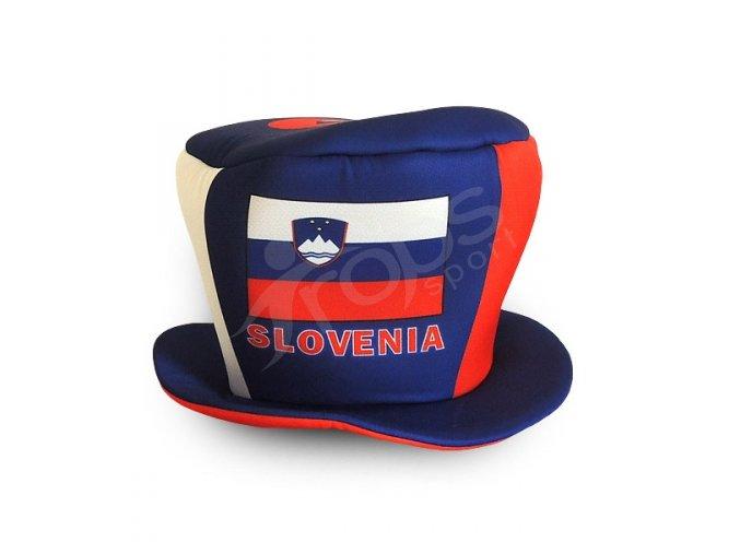 Klobouk Slovinsko