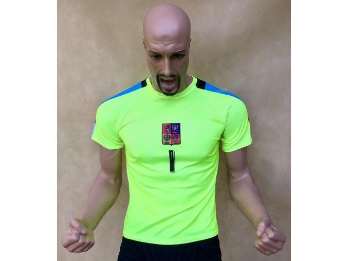 fotbalovy dres cr petr cech
