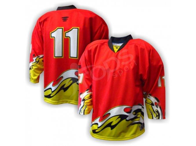 Hokejový dres MICHIGEN