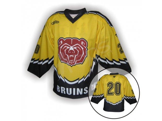 Hokejový dres BRUINS