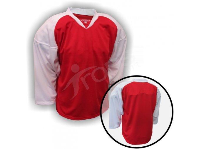 Hokejový dres SHAPELY - červený