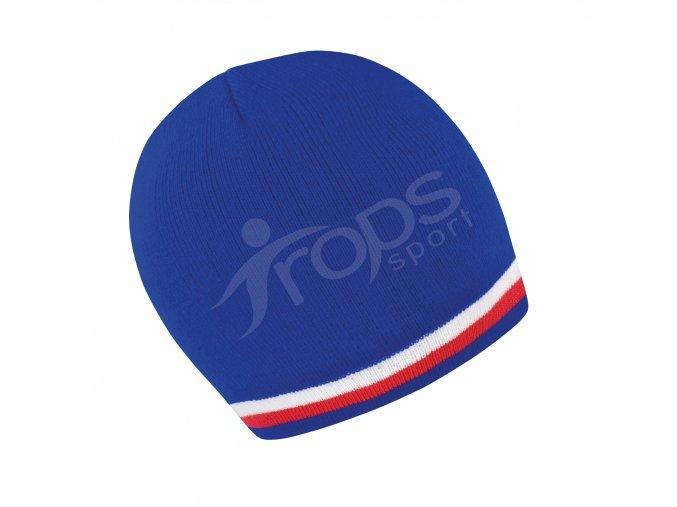 zimni cepice trikolora