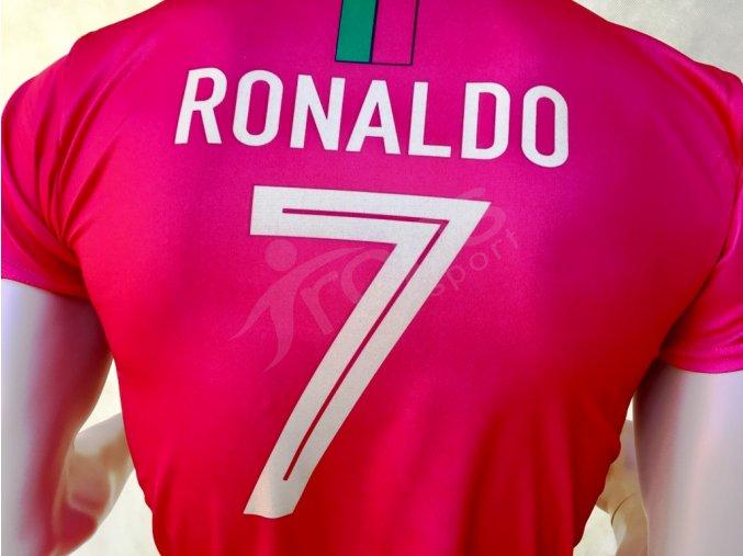 Fotbalový dres Ronaldo Portugalsko