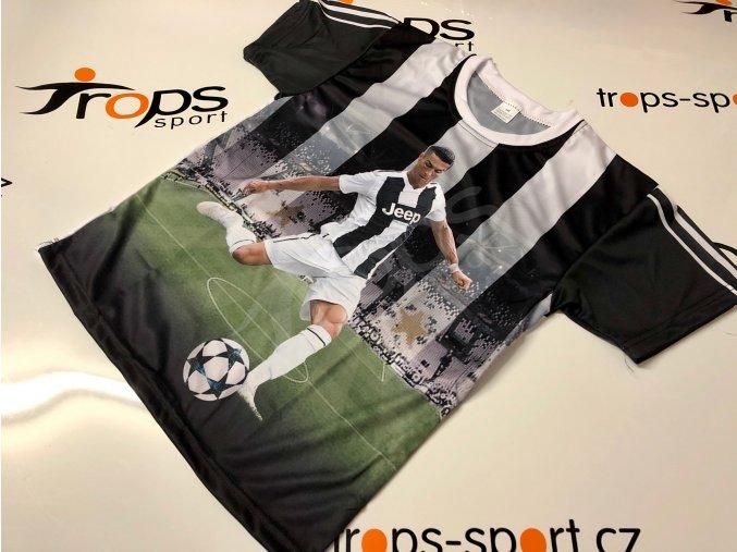 fotbalovy dres cristiano ronaldo