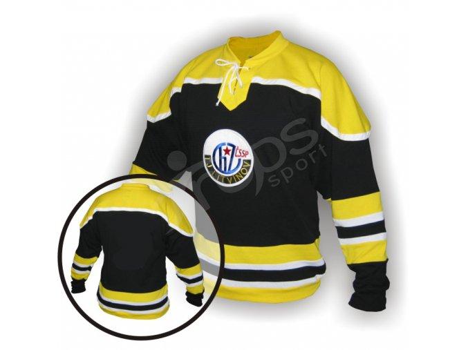 Hokejový dres RETRO LITVÍNOV
