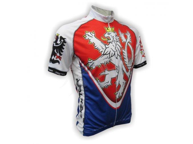 Cyklistický dres PATRIOT