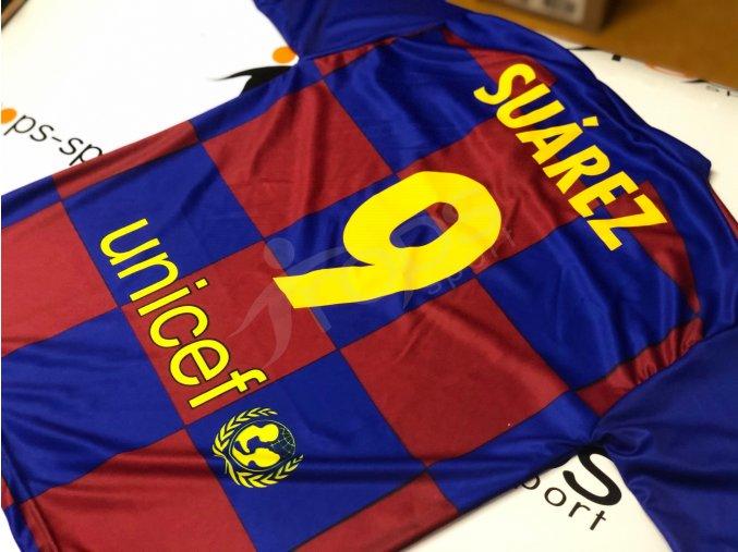 fotbalovy dres fc barcelona luis suarez
