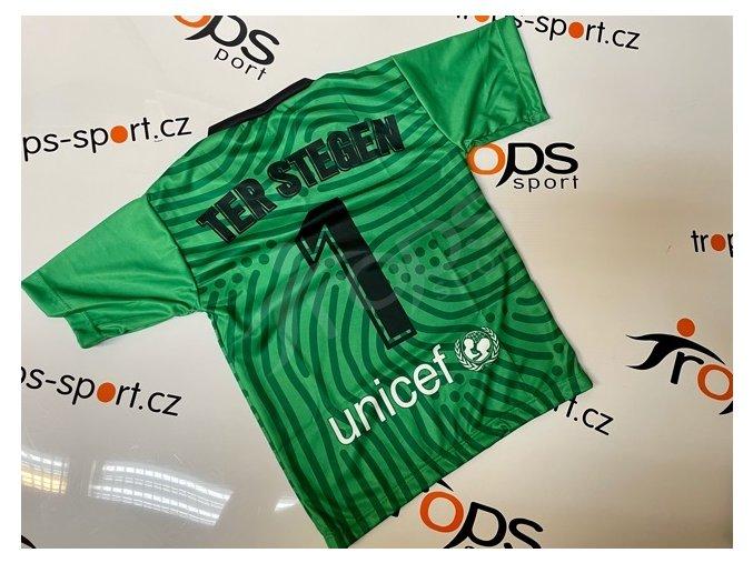 fotbalovy dres fc barcelona ter stegen
