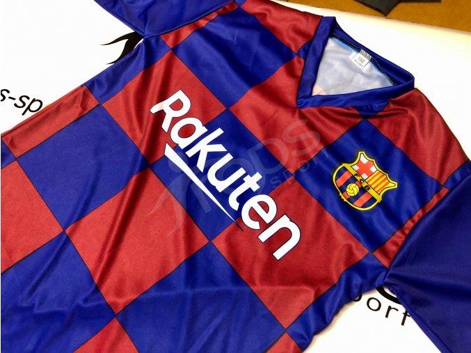 fotbalovy dres fc barcelona