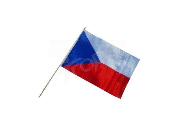 Vlajka ČR mávátko