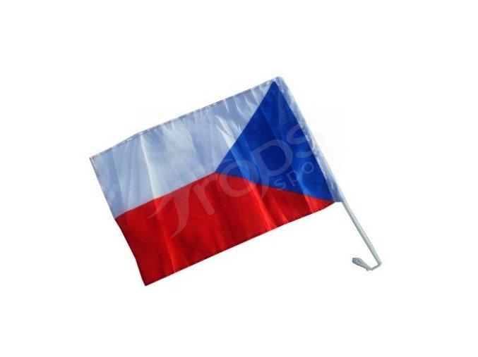 Vlajka ČR auto vlaječka