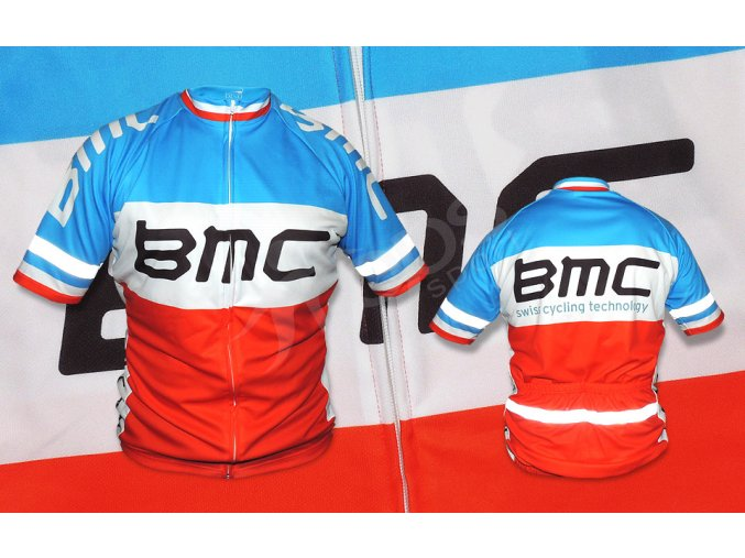 cyklo dres bmc