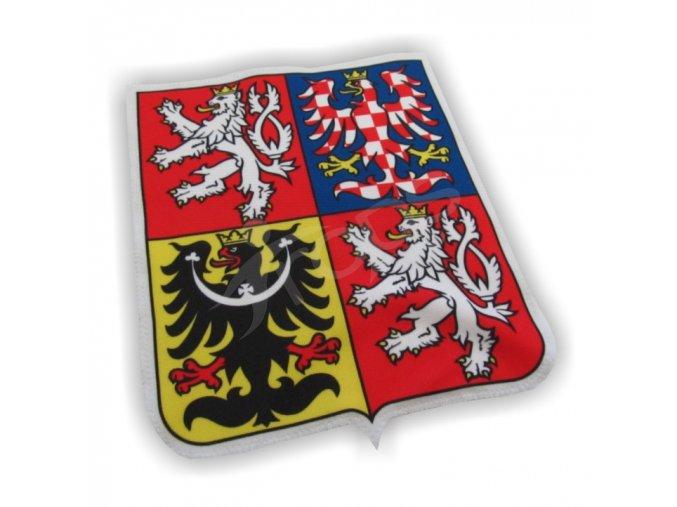 Nášivka znaku ČR - sublimační