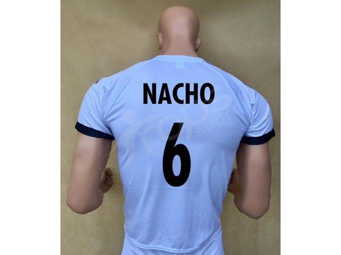 fotbalovy dres real madrid nacho