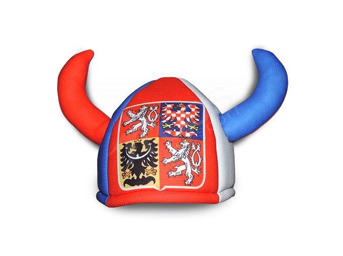Klobouk CZECH TEAM - viking