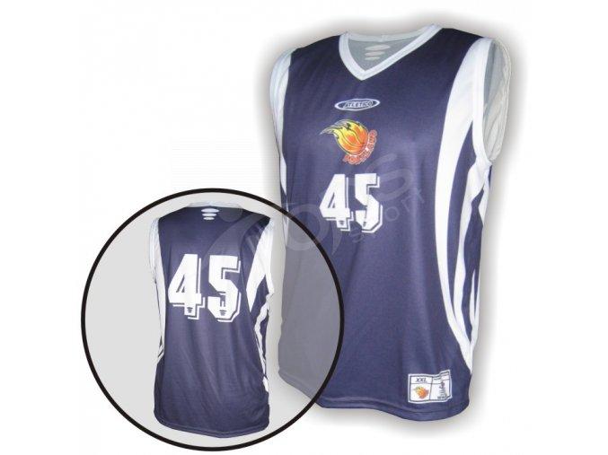 Basketbalový dres Portland pánský
