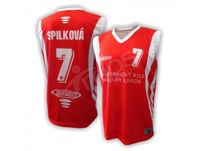 Basketbalový dres Portland dámský