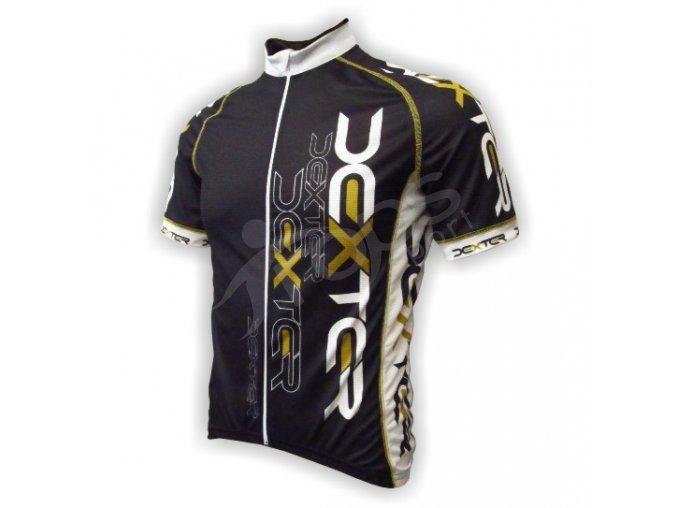 Cyklistický dres IMAGE - černý