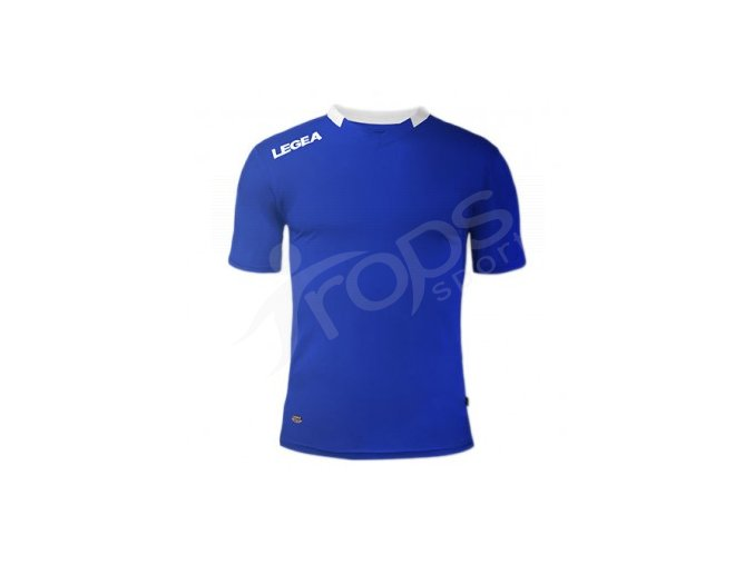 fotbalovy dres legea monaco modry