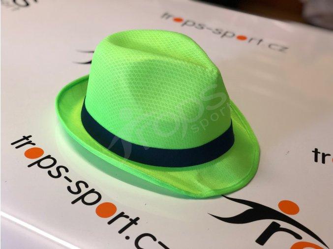 klobouk maffia vlastni potisk
