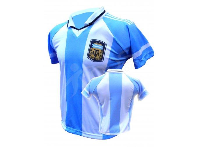 Fotbalový dres Argentina