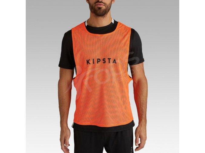 oboustranny rozlisovaci dres kipsta oranzovy