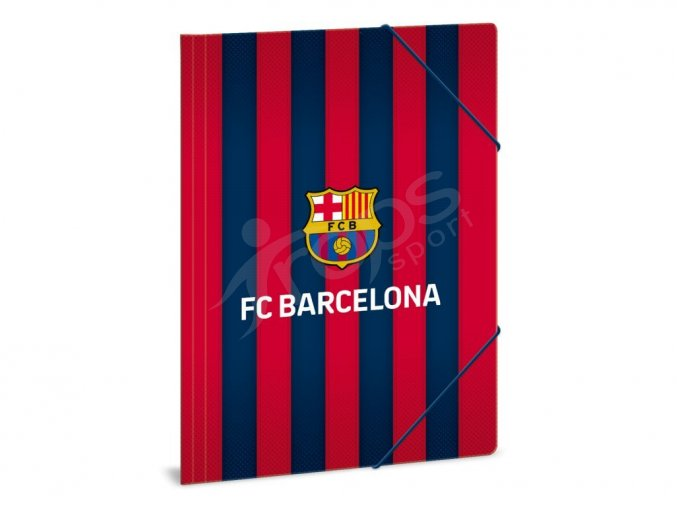 box na sesity fc barcelona format a4