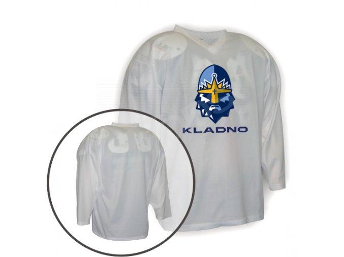 Hokejový dres tréninkový Rytíři Kladno bílý