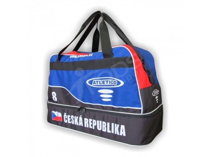 Fotbalová taška ČR