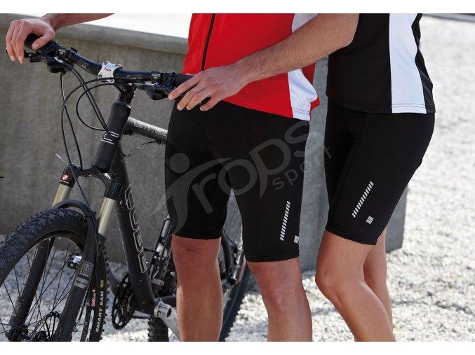 cyklisticke kalhoty bike kratke