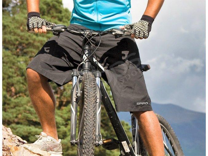 cyklisticke sortky mtb spiro