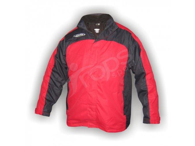 Zimní bunda s mikinou JOKERIT - červená