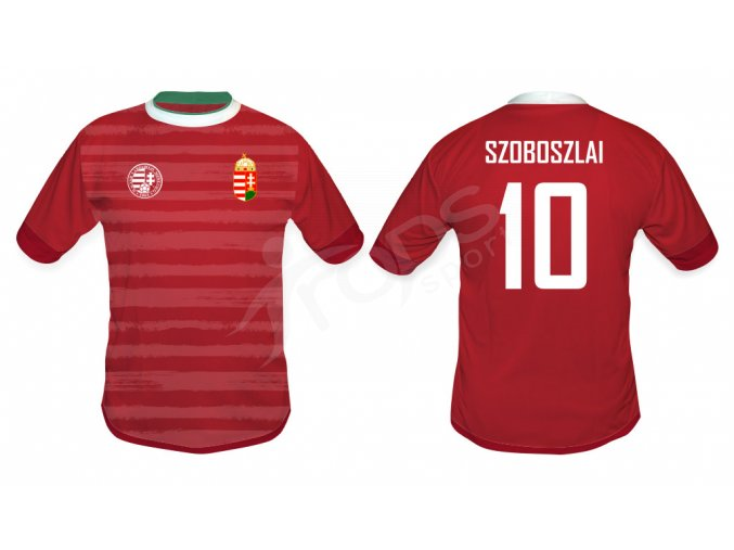 fotbalovy dres madarsko top