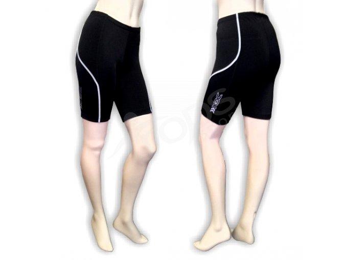 Cyklistické kalhoty DEX dámské - krátké