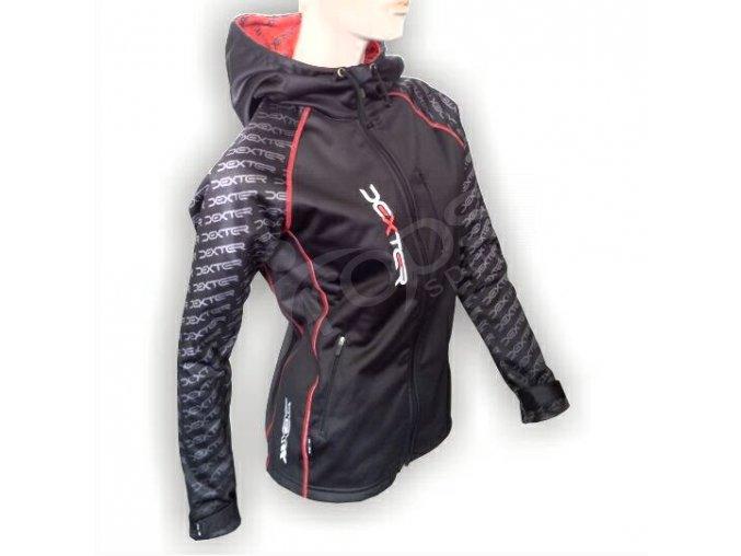 Softshellová bunda IMAGE dámská - černá