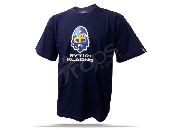 Tričko Rytíři Kladno modré