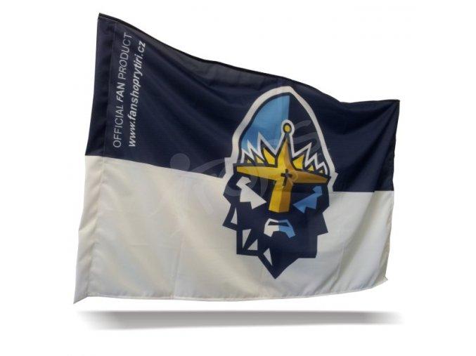 Vlajka RYTÍŘI KLADNO - 80x120cm