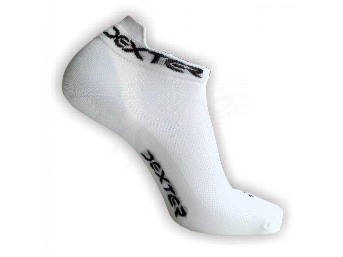 Ponožky DEXTER - bílé