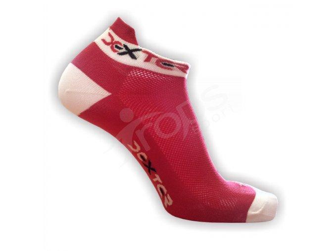Ponožky DEXTER - červené