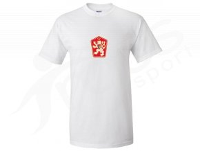 Tričko ČSSR - bílé