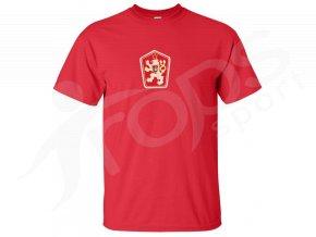 Tričko ČSSR - červené