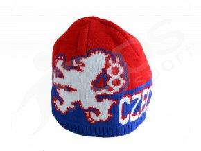 Zimní čepice CZECH LEV