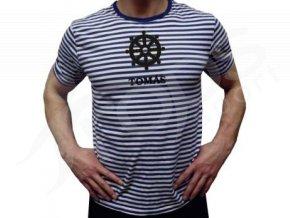 Námořnické tričko TOP Kormidlo a jméno