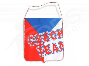 Praporek CZECH TEAM - A4