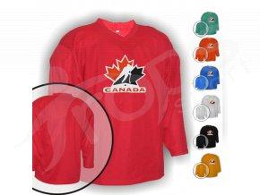 Hokejový dres tréninkový KANADA