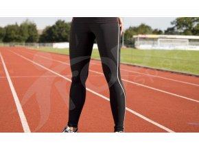 Dámské běžecké elasťáky Spiro BODYFIT dlouhé