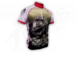 Cyklistický dres MONEY silniční
