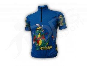 Cyklistický dres ROCKER dětský